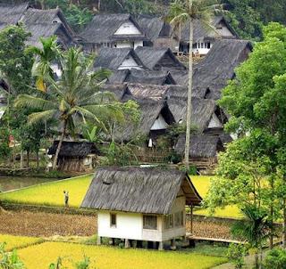 Kampung Naga Tasikmalaya, Jawa Barat