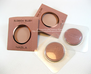 Mermaid Collection - packaging refill Blossom Blush