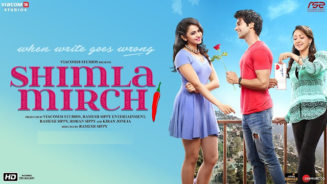 #TheLifesWayReviews - SHIMLA MIRCHI @NetflixSA #Movie #Comedy #ShimlaMirchi
