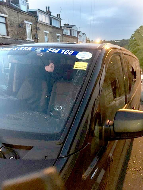 'They were like bandits hidden in the woods' - cabbie tells of shooting terror in Kings Road, Bolton, Bradford