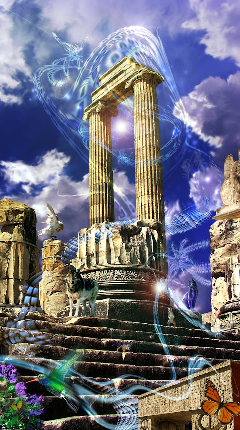 Khu Đền Cổ