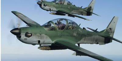 BREAKING: Nigeria to receive six Super Tucano aircraft in July, says  presidency