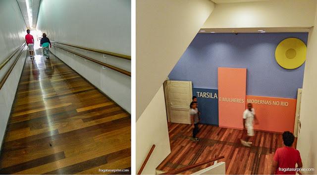 Exposição de Tarsila do Amaral no MAR - Museu de Arte do Rio