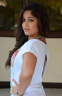 Actress Maadhavi Latha New Images