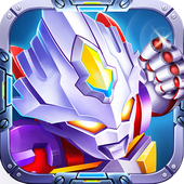 Superhero Robot Mod Apk Terbaru Full  Version v1.0.5 (Unlimited Money+ Gems)