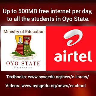 OYSG Offers Free Internet Service to all Students [Up to 500MB Daily]