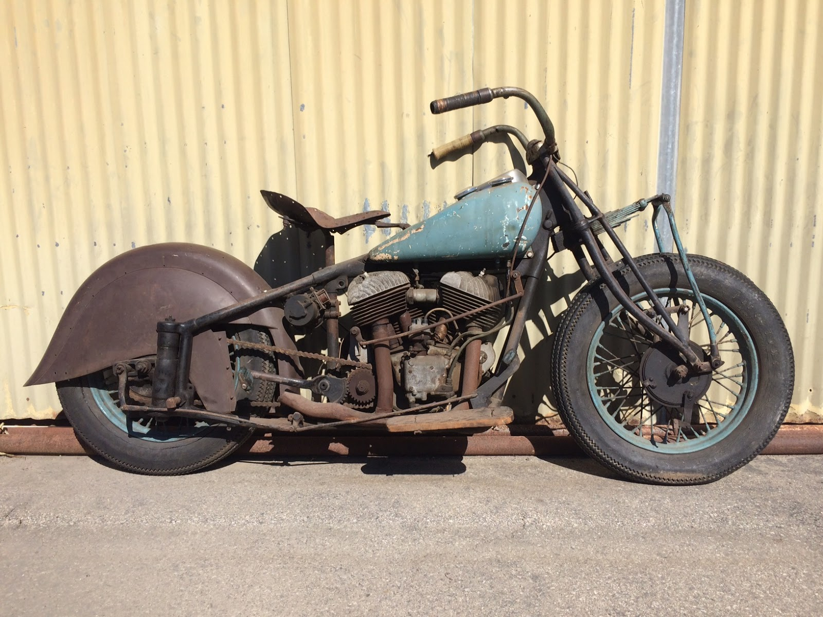 Cycle Zombies Blog 1941 Indian Chief For Sale