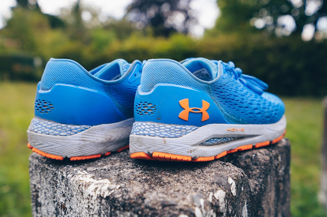 Under Armour HOVR Sonic 3 Test Review