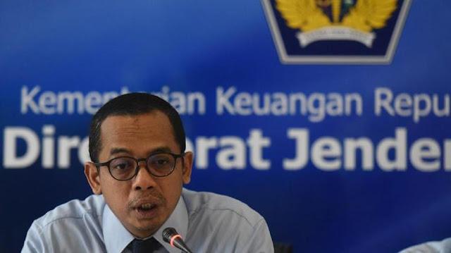 Jokowi Pilih Suryo Utomo Jadi Dirjen Pajak Baru