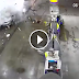 WATCH: Explosion Allegedly Caused By Using Cellphone In Gas Station Captured in a CCTV