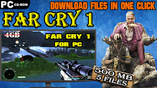 FAR CRY 1 PC GAME DOWNLOAD