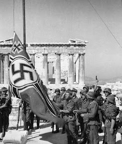 """IIª Guerra Mundial, La batalla de Grecia, """"The Ungry Hills"""""""