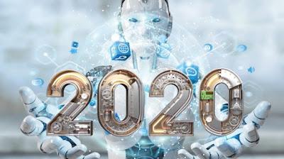 5 Teknologi Paling Trend Terbaru Tahun 2020