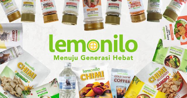 Lemonilo makanan sehat