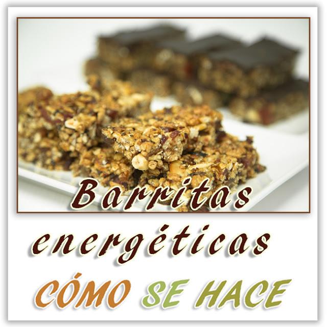 Barritas Energéticas De Chocolate Y Cereales