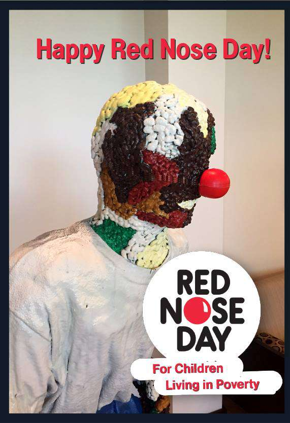 Red Nose Day Wishes Pics