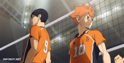 Haikyuu!! Season 5 (To the Top)