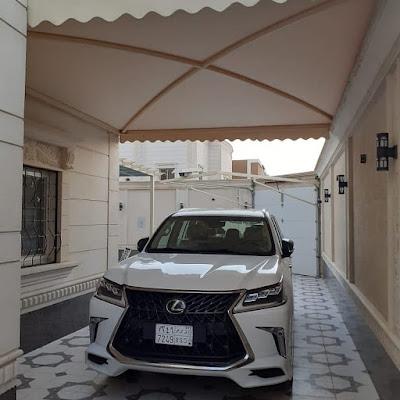 مظلات - سيارات