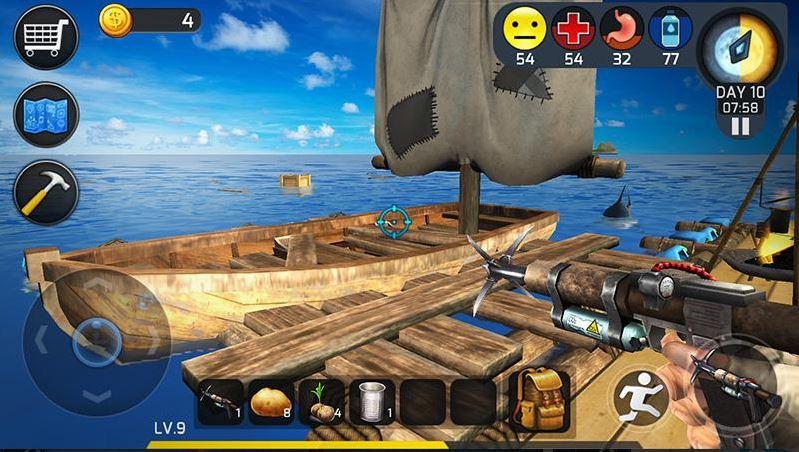 download Ocean Survival Mod Apk 1