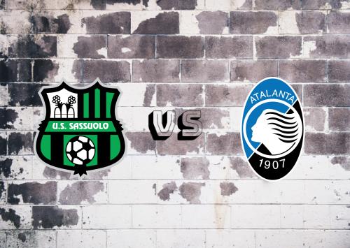 Sassuolo vs Atalanta  Resumen