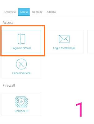Cara Install WordPress Di cPanel