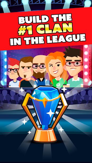League of Gamers: Be an Esports Legend! Hileli APK - Elmas Hileli APK