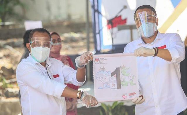 Dapat Nomor 1 di Pilkada Surabaya, Jagoan PDIP Sebut Simbol Ketuhanan