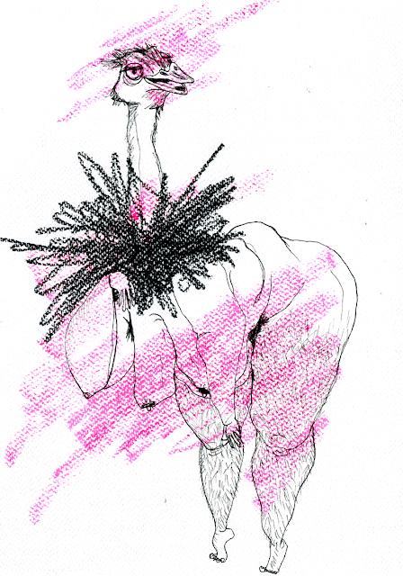 shoo bop illustration drawing los pelos del …