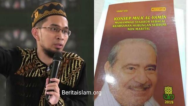 UAH Bongkar Sumber Referensi Disertasi 'Zina Halal', Ternyata Bukan Ahli Agama