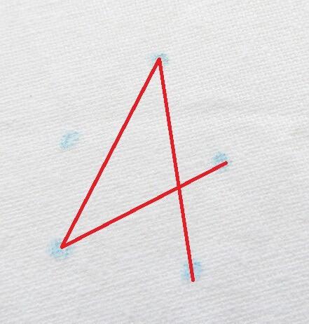 Hướng dẫn thêu ngôi sao 5 cánh - Hình 3