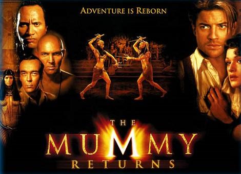 Download The Mummy Returns (2001) Dual Audio [Hindi+English] 720p + 1080p + 2160p Bluray ESub