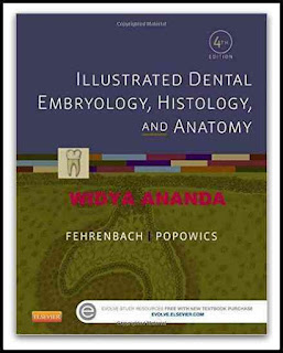 ILLUSTRATED DENTAL EMBRYOLOGY, HISTOLOGY, AND ANATOMY ED. 4TH