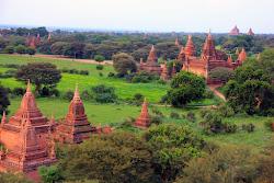 Templos y pagodas de Bagan