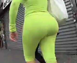 mature women big ass leggins