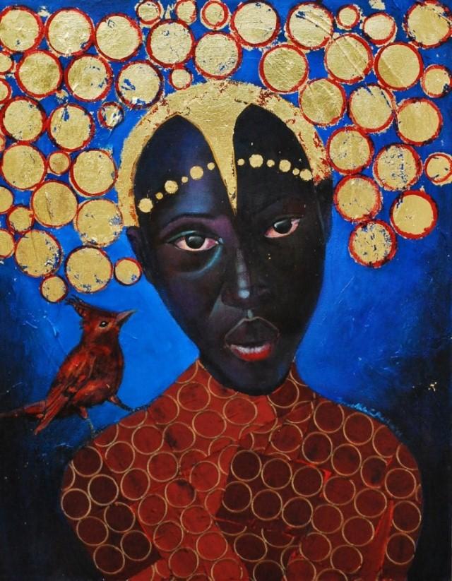 Яркое и жизнерадостное искусство. Tamara Natalie Madden 26