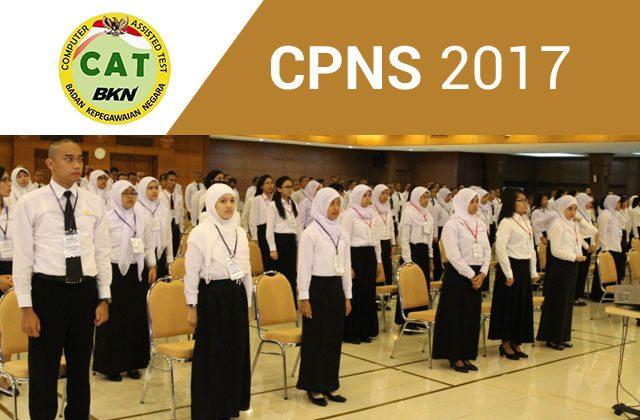 CPNS 2018 dengan formasi PPPK