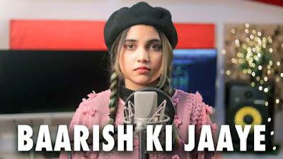 AiSh Cover - Baarish Ki Jaaye Female Version