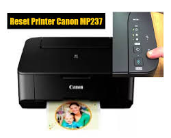 Cara Reset Printer Canon mp237 Dengan Service Tool v3400
