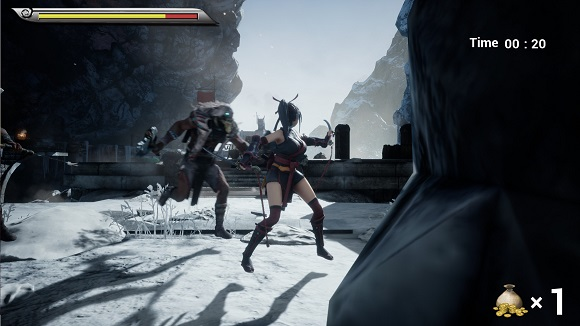 dual-blade-battle-of-the-female-ninja-pc-screenshot-2