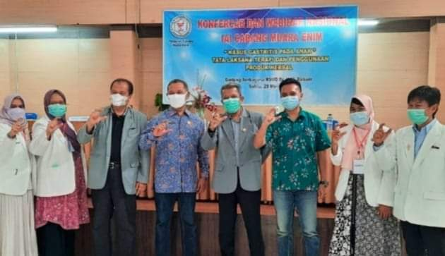 PC IAI Kabupaten Muara Enim Resmi Dilantik