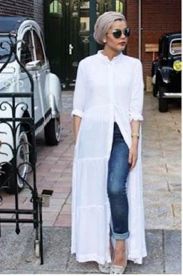 Hijab Fashion Modern Terbaru