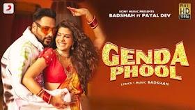 Genda Phool Lyrics – Badshah Hindi