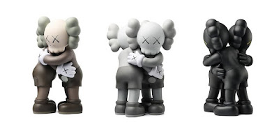 """Together"" Companion Vinyl Figure by KAWS"