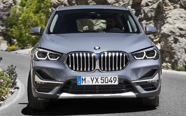 Novo BMW X1 2020 (facelift)