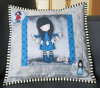 Cushion - Santoro Fabrics