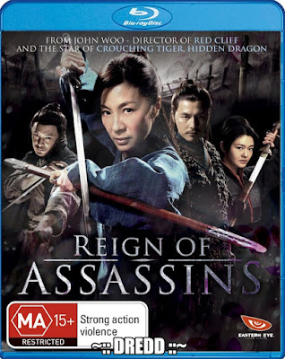 Reign of Assassins 2010 Dual Audio BRRip 480p 400Mb x264
