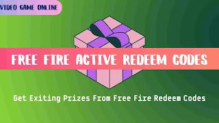 Free fire redeem code generator