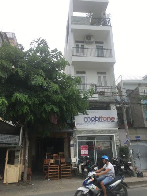 Cửa hàng nhượng quyền Mobifone - Mobifone Hoàng Kim