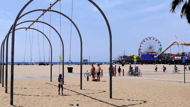 Muscle Beach Santa Monica