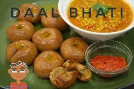 Daal bhati